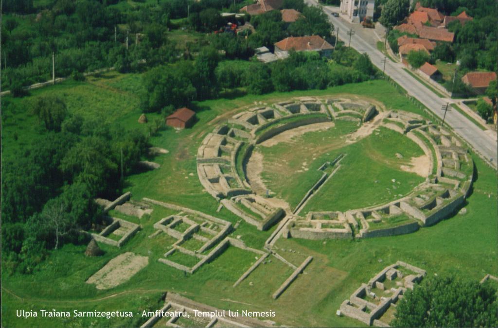Ulpia-Traiana-Sarmizecetusa